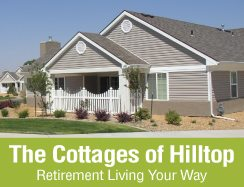 The Cottages of Hilltop - Retirement Living Your Way - The Fountains of Grand Junction - Hilltop Community Resources