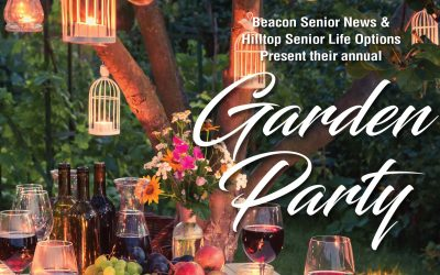 Senior Life Options Garden Party September 21